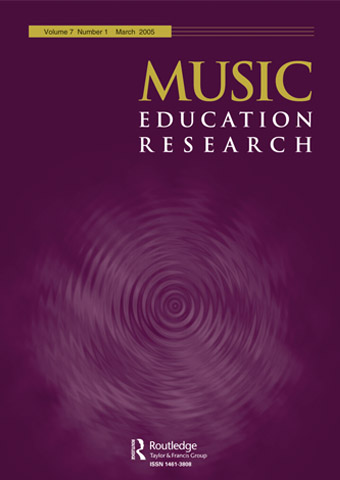 Music education research papers
